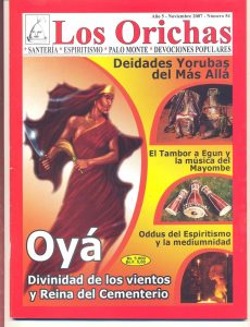 054-P-Revista Los Orichas