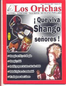 055-P-Revista Los Orichas