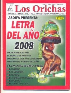 056-P-Revista Los Orichas
