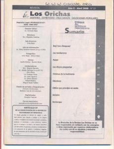 059-I-Revista Los Orichas