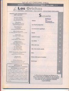 061-I-Revista Los Orichas