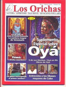 069-P-Revista Los Orichas
