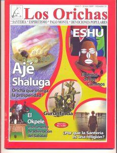 073-P-Revista Los Orichas