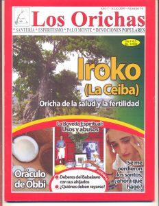 074-P-Revista Los Orichas