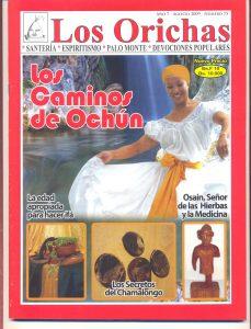 075-P-Revista Los Orichas