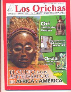 077-P-Revista Los Orichas