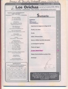 078-I-Revista Los Orichas
