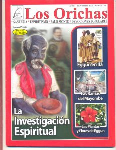 078-P-Revista Los Orichas