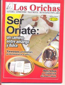 081-P-Revista Los Orichas