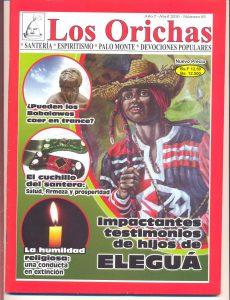 083-P-Revista Los Orichas