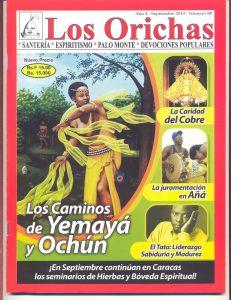 088-P-Revista Los Orichas