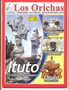 089-P-Revista Los Orichas