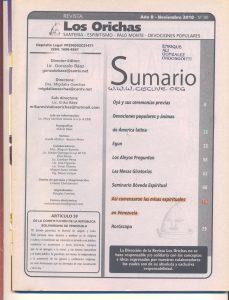 090-I-Revista Los Orichas