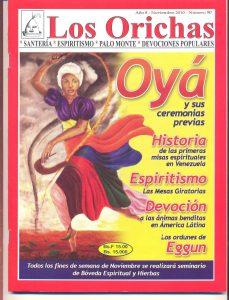 090-P-Revista Los Orichas