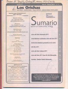 092-I-Revista Los Orichas