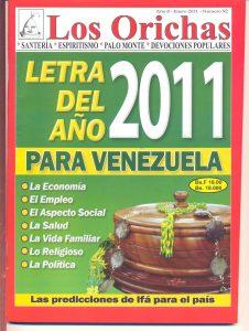 092-P-Revista Los Orichas