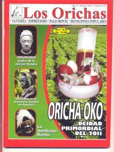 093-P-Revista Los Orichas