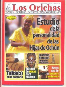 094-P-Revista Los Orichas