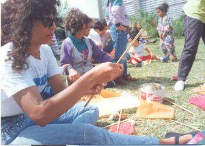 F-03204-Papagallos-Festival-Fundarte-Caracas-Paseo-Vargas-Dia-Niño-15-11-1991-Moraiba-Tibisay-Pozo