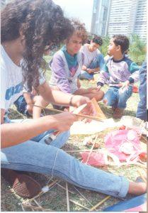 F-03207-Papagallos-Festival-Fundarte-Caracas-Paseo-Vargas-Dia-Niño-15-11-1991-Moraiba-Tibisay-Pozo