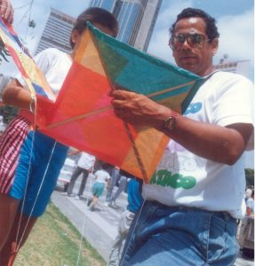 F-03214-Papagallos-Festival-Fundarte-Caracas-Paseo-Vargas-Dia-Niño-15-11-1991-Moraiba-Tibisay-Pozo