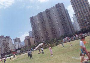 F-03215-Papagallos-Festival-Fundarte-Caracas-Paseo-Vargas-Dia-Niño-15-11-1991-Moraiba-Tibisay-Pozo