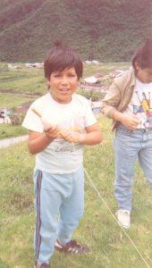 F-03219-Papagallos-Santo-Domingo-Merida-04-09-1990-Leonardo-Pinto-Pozo