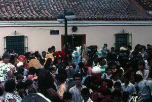 F-05214-SI-Locos-Vela-Coro-1987-IPC-UPEL
