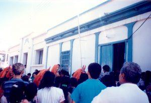 F-07301-S-Inocentes-Locos-Vela-Coro-Falcon-1990-B-Ceballos