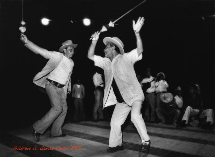 1979 Sanare 12 de Junio Rompimiento del Tamunangue Estanislao Cortés y Bernabé Alvarado Copy