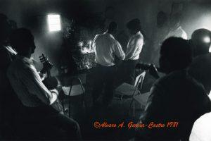 1981 Versalles Velorio cantado y tamunangue casa de Ramón Mateo Goyo Copy