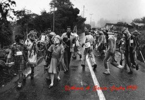 F-09567-1980 02 Feb-El Playón Mérida Locaina de la Candelaria Comparsa copy